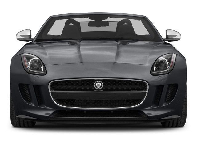 2016 Jaguar F-TYPE Prices and Values Convertible 2D V6 front view