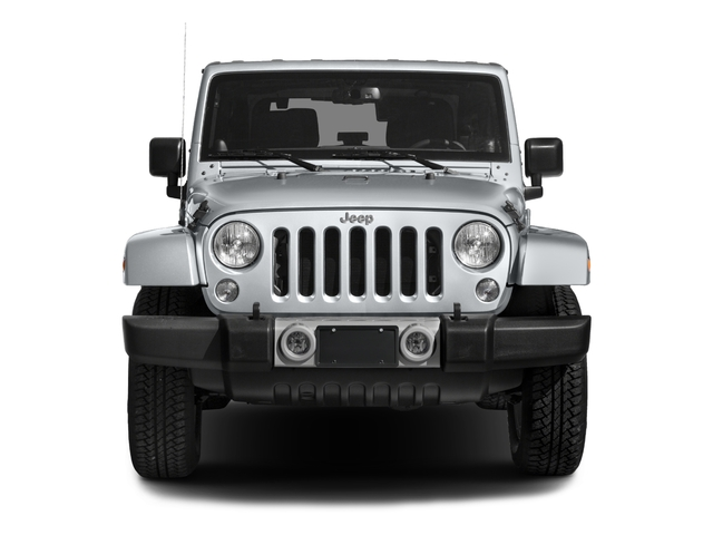 2016 Jeep Wrangler Prices and Values Utility 2D Sahara 4WD V6 front view