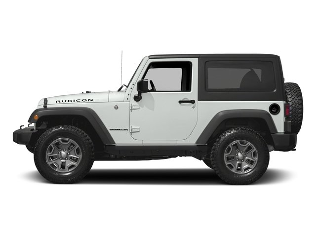 2016 Jeep Wrangler Prices and Values Utility 2D Rubicon 4WD V6 side view
