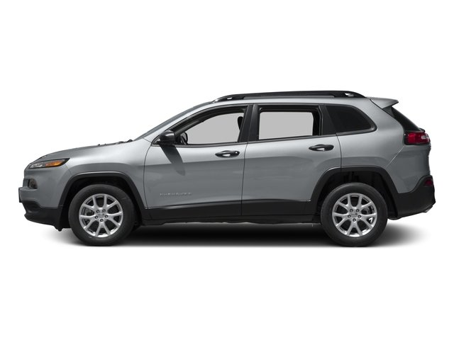 2016 Jeep Cherokee Prices and Values Utility 4D Sport 4WD side view