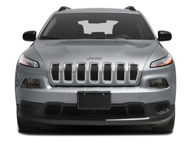 2016 Jeep Cherokee Prices and Values Utility 4D Sport 4WD front view