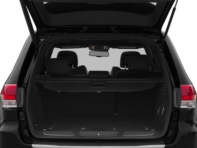 2016 Jeep Grand Cherokee Prices and Values Utility 4D Summit 4WD open trunk