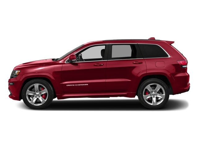 2016 Jeep Grand Cherokee Pictures Grand Cherokee Utility 4D SRT-8 4WD photos side view