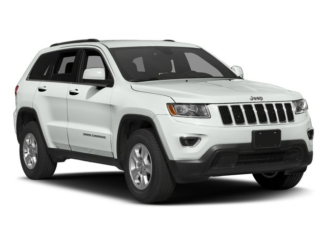 2016 Jeep Grand Cherokee Prices and Values Utility 4D Laredo 4WD side front view