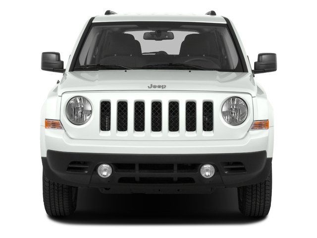 2016 Jeep Patriot Prices and Values Utility 4D High Altitude 4WD I4 front view