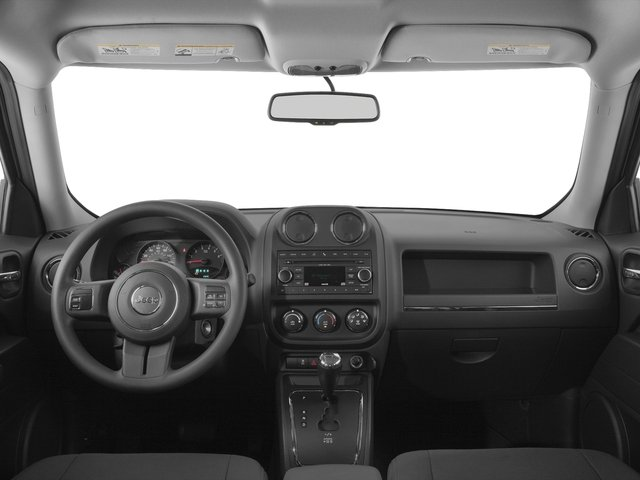2016 Jeep Patriot Prices and Values Utility 4D High Altitude 4WD I4 full dashboard