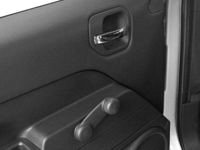 2016 Jeep Patriot Pictures Patriot Utility 4D High Altitude 2WD I4 photos driver's side interior controls