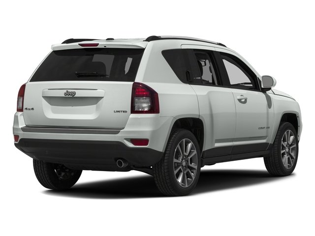 2016 Jeep Compass Prices and Values Utility 4D Latitude 4WD side rear view