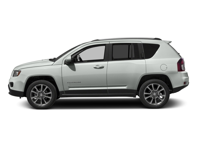 2016 Jeep Compass Prices and Values Utility 4D Sport 2WD side view