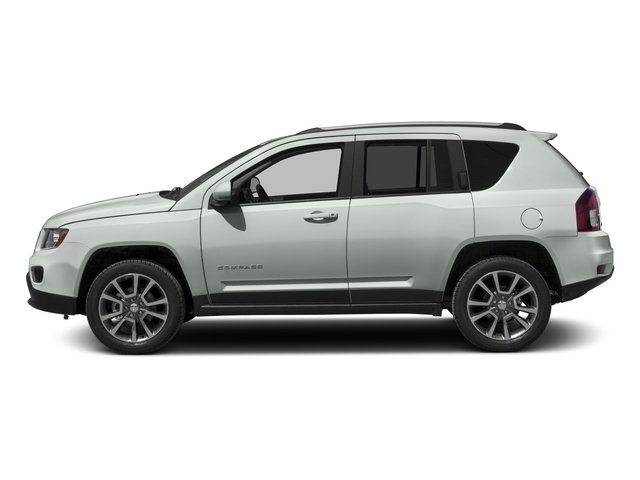 2016 Jeep Compass Prices and Values Utility 4D Latitude 4WD side view