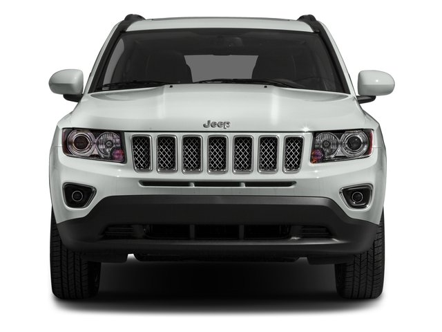 2016 Jeep Compass Prices and Values Utility 4D Latitude 4WD front view