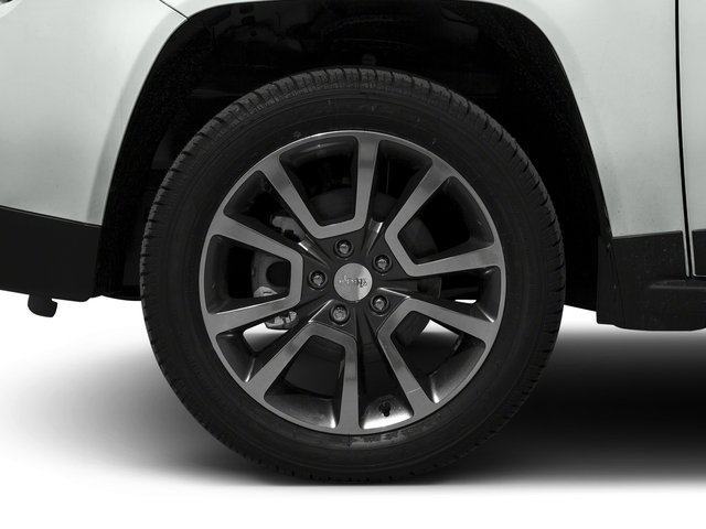2016 Jeep Compass Prices and Values Utility 4D Latitude 4WD wheel