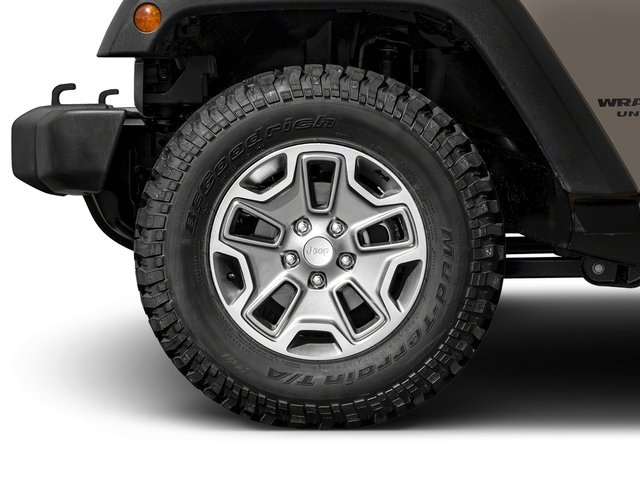2016 Jeep Wrangler Unlimited Prices and Values Utility 4D Unlimited Rubicon 4WD V6 wheel