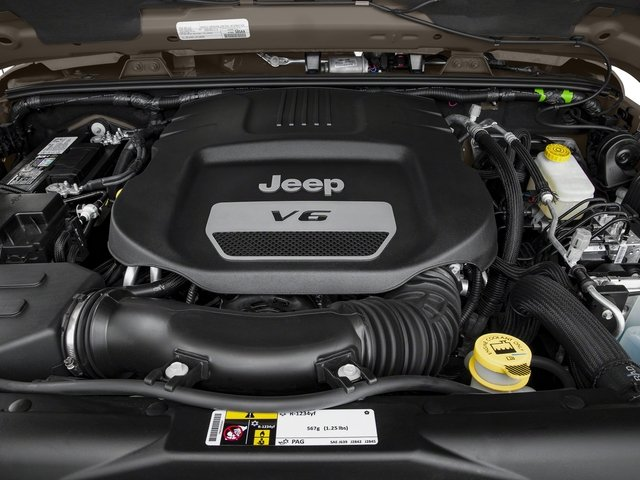 2016 Jeep Wrangler Unlimited Prices and Values Utility 4D Unlimited Rubicon 4WD V6 engine