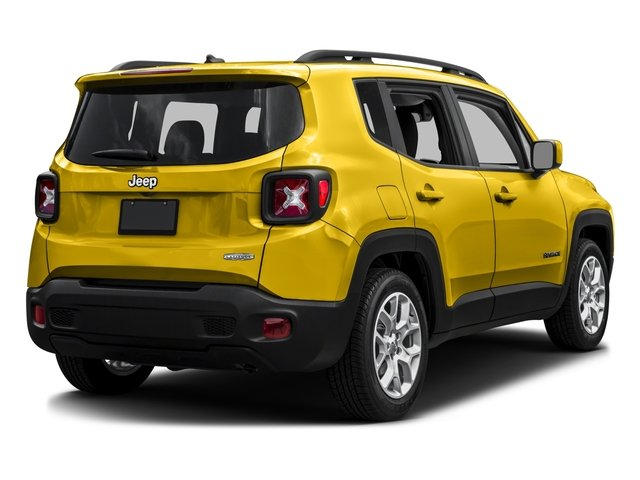 2016 Jeep Renegade Pictures Renegade Utility 4D Latitude 2WD I4 photos side rear view