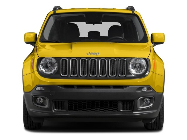 2016 Jeep Renegade Pictures Renegade Utility 4D Latitude 2WD I4 photos front view