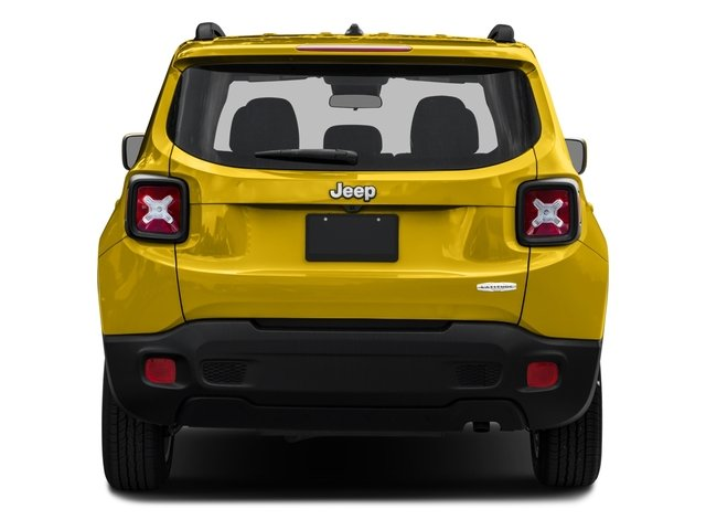 2016 Jeep Renegade Pictures Renegade Utility 4D Latitude AWD I4 photos rear view