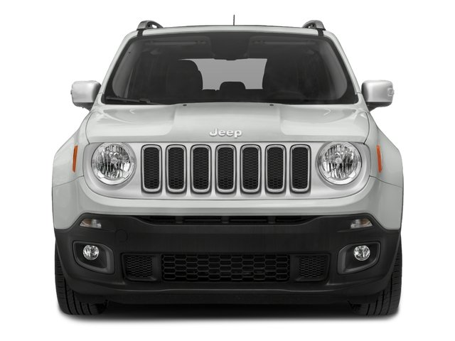 2016 Jeep Renegade Prices and Values Utility 4D Limited 2WD I4 front view