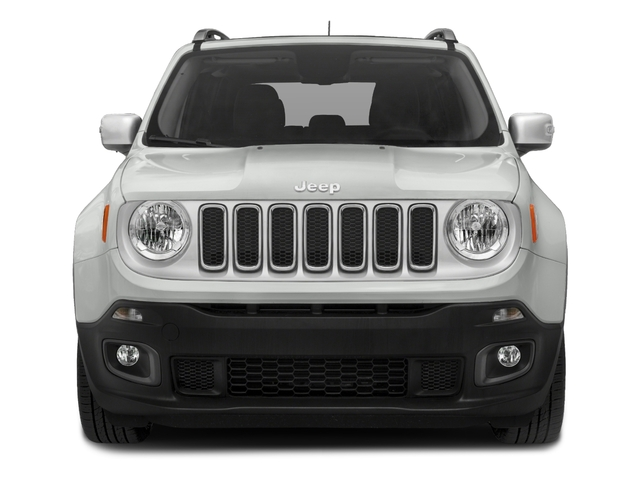 2016 Jeep Renegade Pictures Renegade Utility 4D Limited AWD I4 photos front view