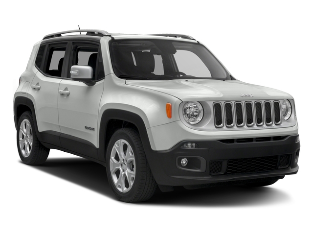 2016 Jeep Renegade Prices and Values Utility 4D Limited AWD I4 side front view