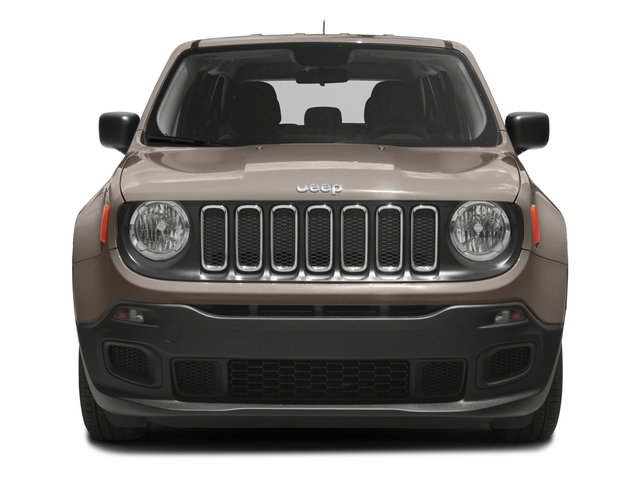 2016 Jeep Renegade Prices and Values Utility 4D Sport AWD I4 front view