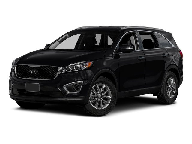 2016 Kia Sorento Pictures Sorento Utility 4D LX 2WD V6 photos side front view