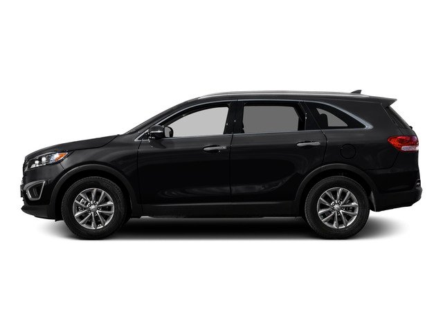 2016 Kia Sorento Pictures Sorento Utility 4D LX 2WD V6 photos side view
