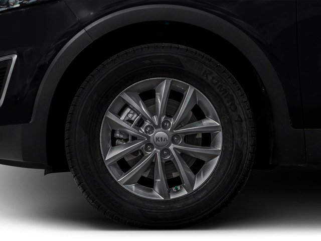 2016 Kia Sorento Pictures Sorento Utility 4D LX 2WD V6 photos wheel