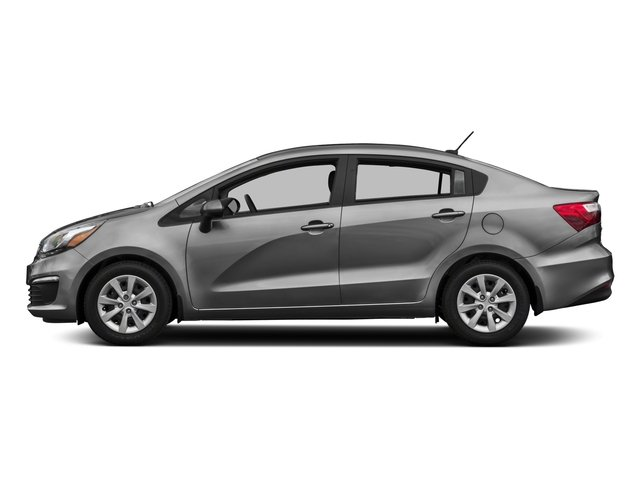 2016 Kia Rio Prices and Values Sedan 4D LX I4 side view