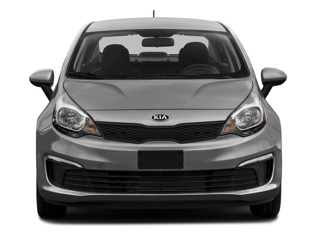 2016 Kia Rio Prices and Values Sedan 4D LX I4 front view