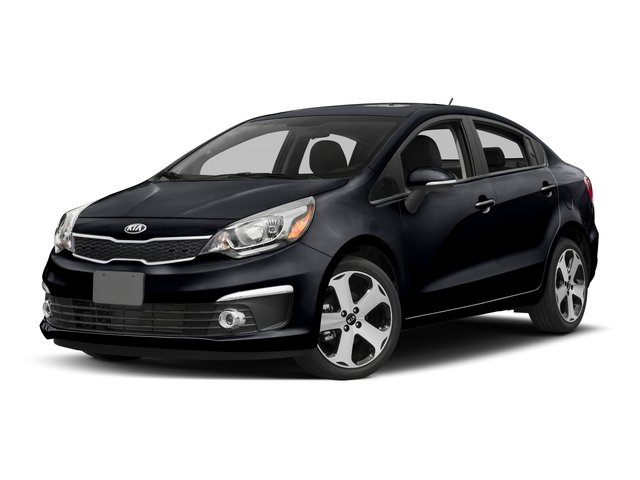 2016 Kia Rio Prices and Values Sedan 4D SX I4 side front view