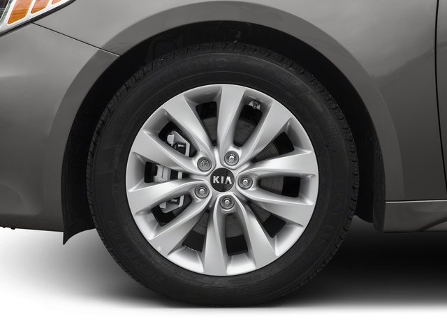2016 Kia Optima Pictures Optima Sedan 4D LX I4 photos wheel
