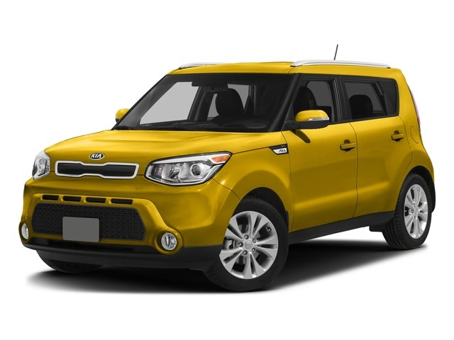 2016 Kia Soul Prices and Values Wagon 4D ! I4 side front view
