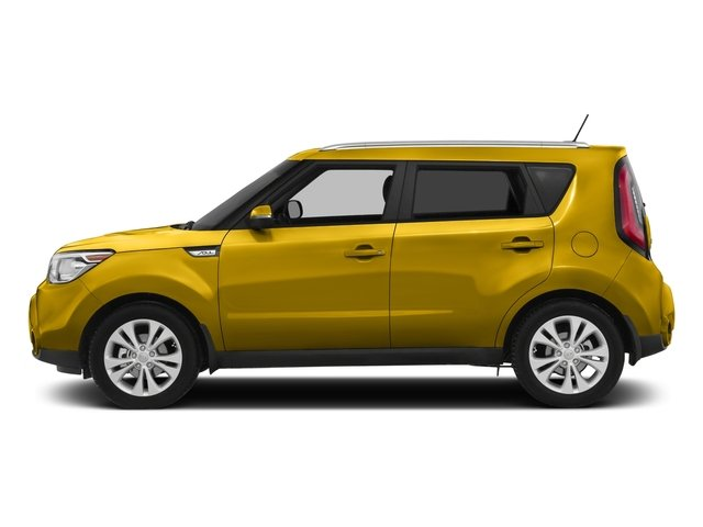 2016 Kia Soul Prices and Values Wagon 4D ! I4 side view