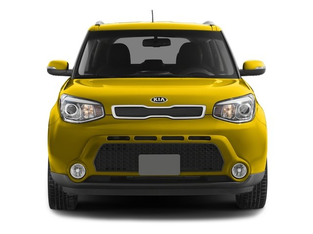 2016 Kia Soul Prices and Values Wagon 4D ! I4 front view