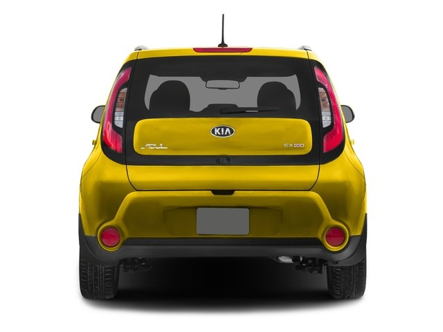 2016 Kia Soul Prices and Values Wagon 4D ! I4 rear view