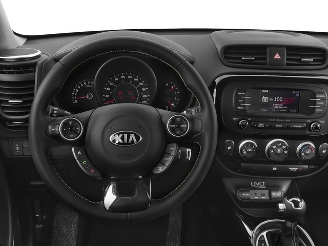 2016 Kia Soul Prices and Values Wagon 4D ! I4 driver's dashboard