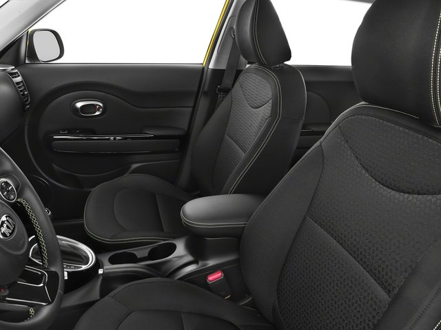 2016 Kia Soul Prices and Values Wagon 4D ! I4 front seat interior