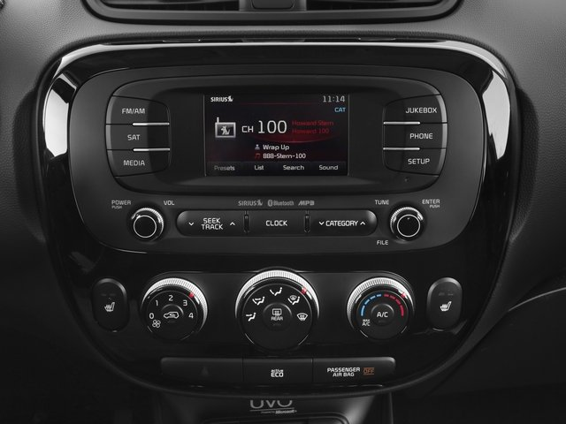2016 Kia Soul Prices and Values Wagon 4D ! I4 stereo system