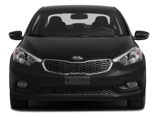 2016 Kia Forte Pictures Forte Sedan 4D LX I4 photos front view