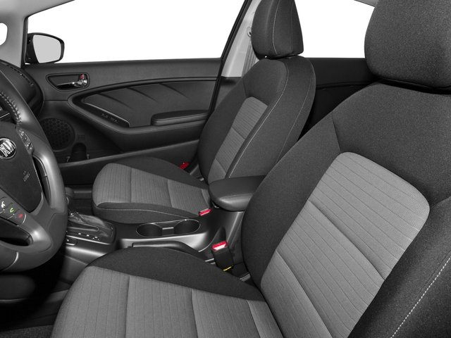 2016 Kia Forte Pictures Forte Sedan 4D LX I4 photos front seat interior