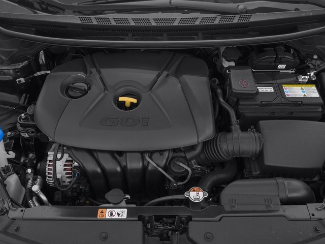 2016 Kia Forte Pictures Forte Sedan 4D LX I4 photos engine