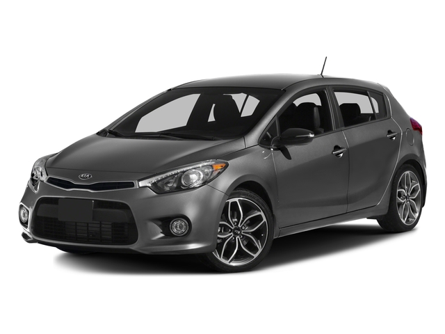 2016 Kia Forte 5-Door Prices and Values Hatchback 5D SX Technology I4 Turbo side front view