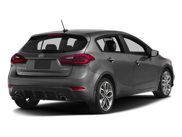 2016 Kia Forte 5-Door Prices and Values Hatchback 5D SX Technology I4 Turbo side rear view
