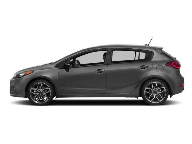 2016 Kia Forte 5-Door Prices and Values Hatchback 5D SX Technology I4 Turbo side view