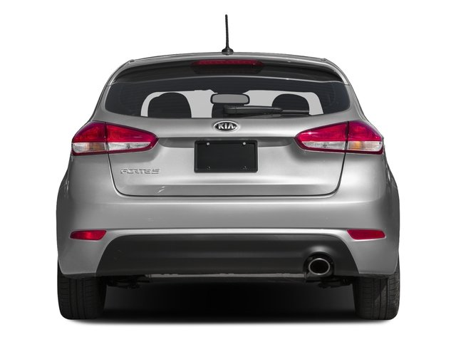 2016 Kia Forte 5-Door Prices and Values Hatchback 5D EX I4 rear view