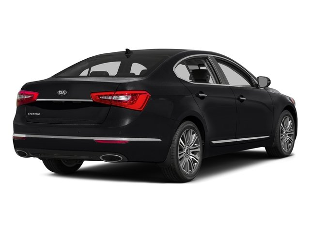 2016 Kia Cadenza Pictures Cadenza Sedan 4D V6 photos side rear view