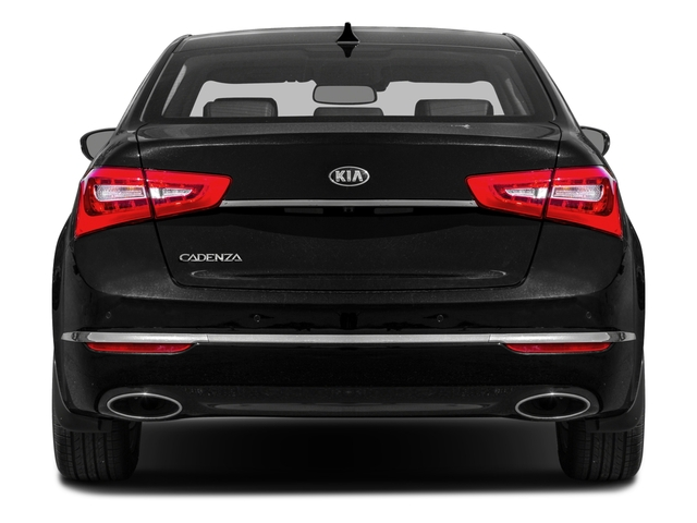 2016 Kia Cadenza Pictures Cadenza Sedan 4D V6 photos rear view