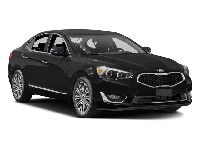 2016 Kia Cadenza Prices and Values Sedan 4D V6 side front view