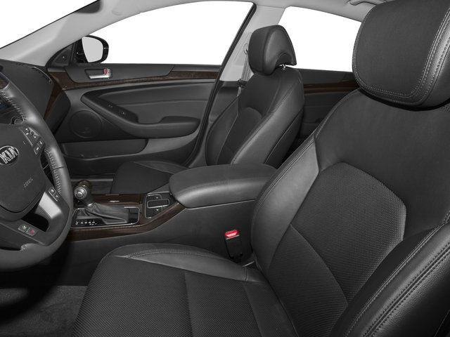 2016 Kia Cadenza Pictures Cadenza Sedan 4D V6 photos front seat interior
